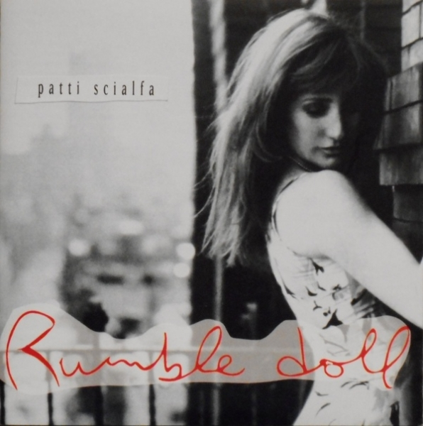 Patti Scialfa Rumble Doll cover art