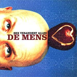 De Mens Sex verandert alles Cover Art