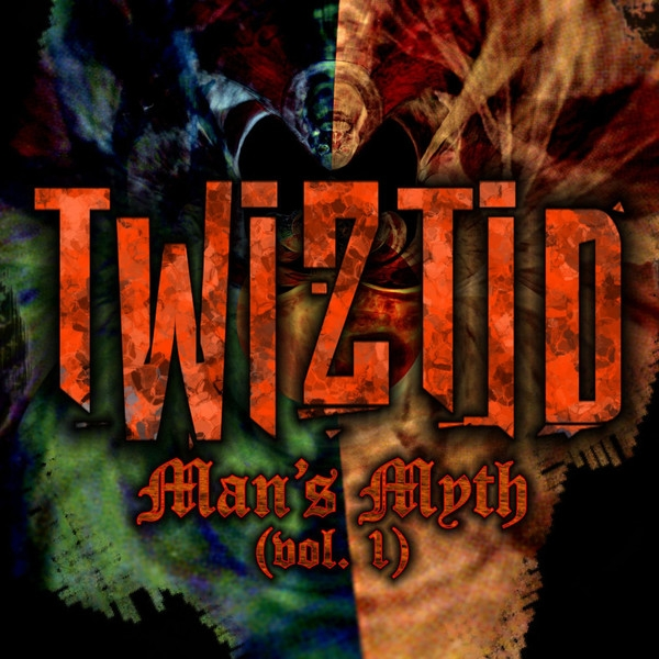 Twiztid Man's Myth (Vol. 1) cover art