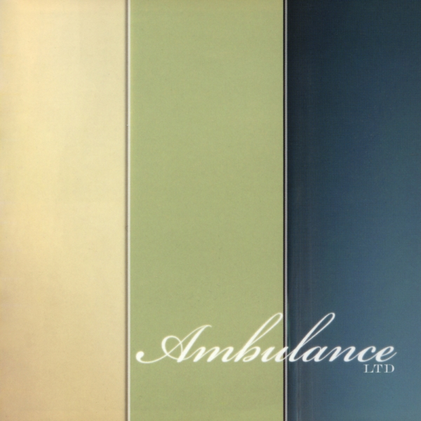 Ambulance LTD LP cover art