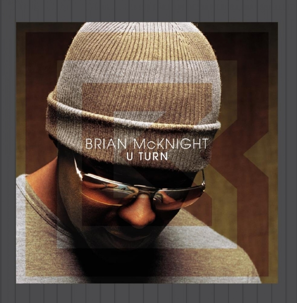Brian McKnight U Turn Cover Art