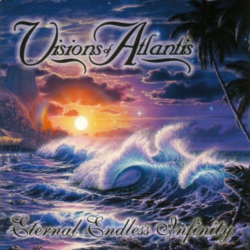 Visions of Atlantis Eternal Endless Infinity Cover Art