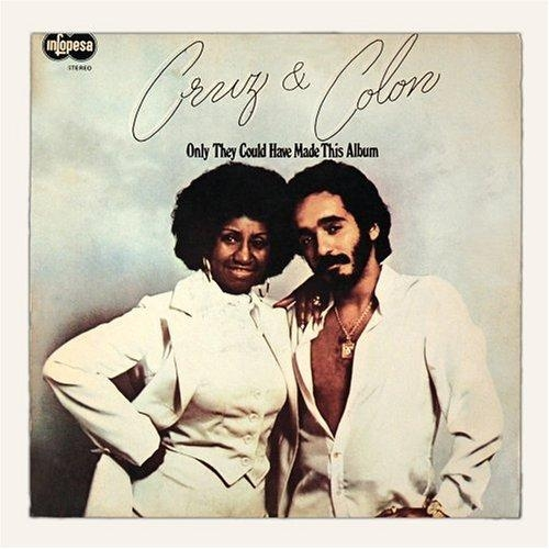 Celia Cruz & Willie Colón Only They Could Have Made This Album Cover Art