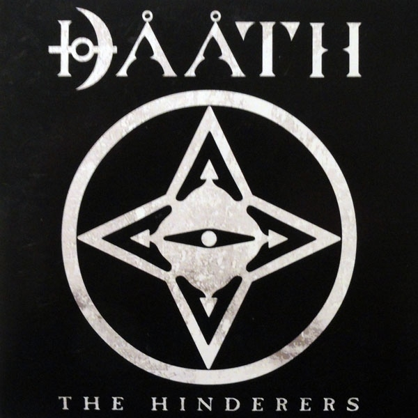 Dååth The Hinderers cover art