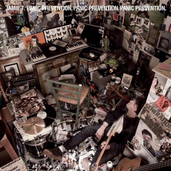 Jamie T Panic Prevention cover art