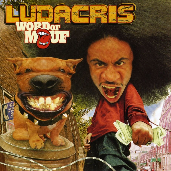 Ludacris Word of Mouf Cover Art
