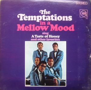The Temptations In a Mellow Mood cover art