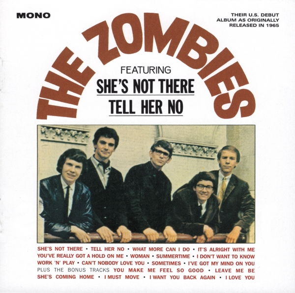 The Zombies The Zombies cover art