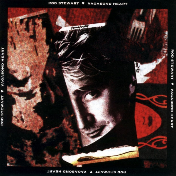 Rod Stewart Vagabond Heart Cover Art