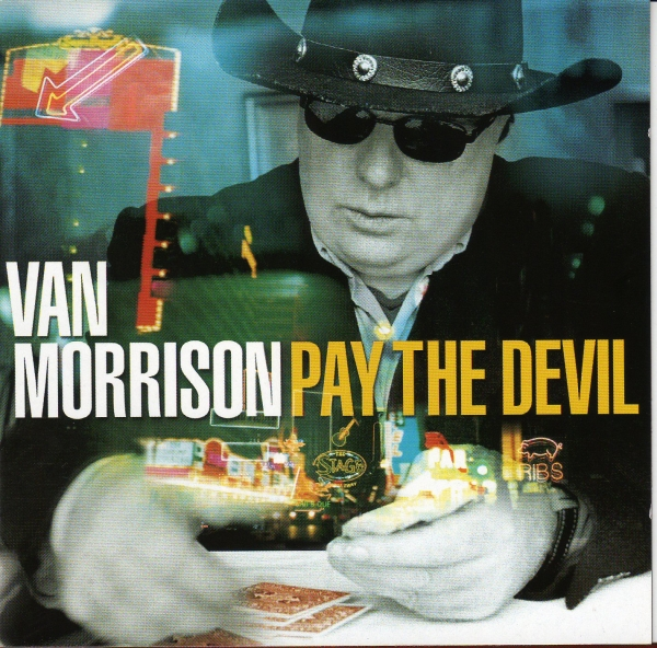 Van Morrison Pay the Devil cover art