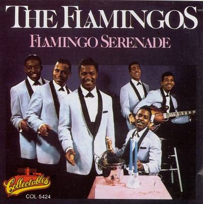 The Flamingos Flamingo Serenade cover art