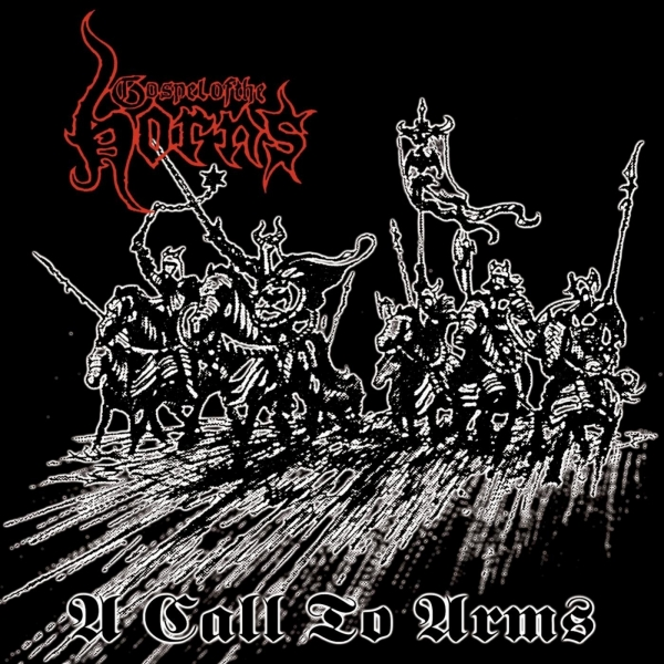 Gospel of the Horns A Call to Arms Cover Art