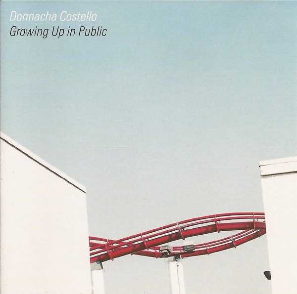 Donnacha Costello Growing Up in Public Cover Art