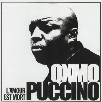 Oxmo Puccino L'amour est mort cover art