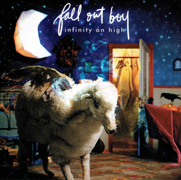 Fall Out Boy Infinity on High cover art
