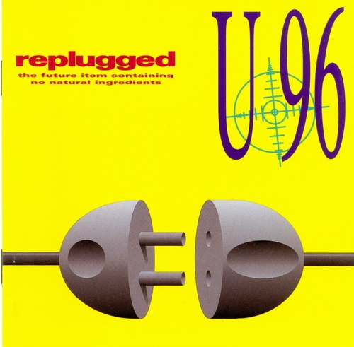 U96 Replugged cover art