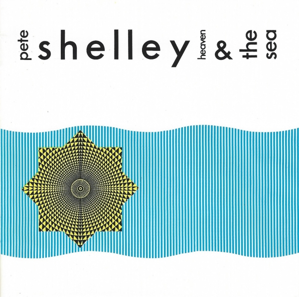 Pete Shelley Heaven and the Sea cover art
