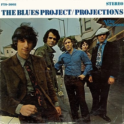 The Blues Project Projections cover art