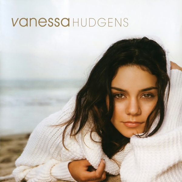Vanessa Hudgens V cover art