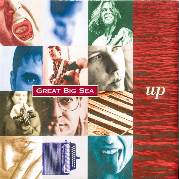 Great Big Sea Up cover art