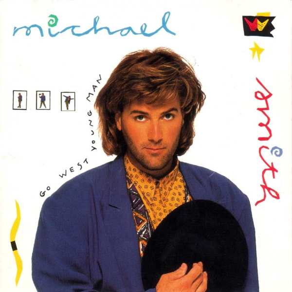 Michael W. Smith Go West Young Man cover art