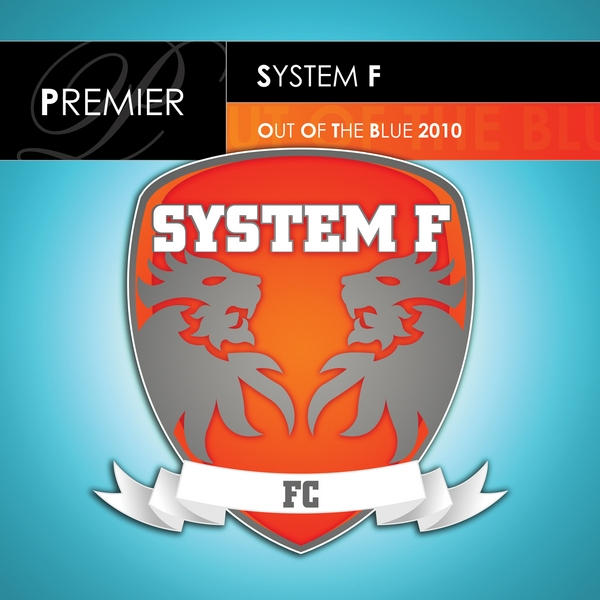System F Out of the Blue Cover Art