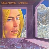 Gregg Allman Laid Back cover art