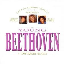 New London Chorale The Young Beethoven cover art