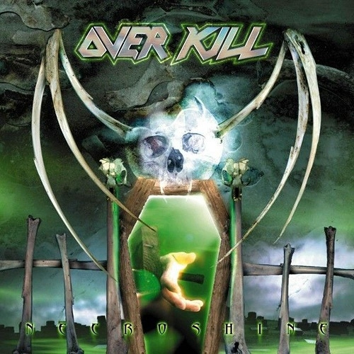 Overkill Necroshine cover art
