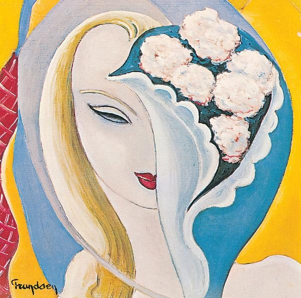 Derek and The Dominos Layla and Other Assorted Love Songs cover art