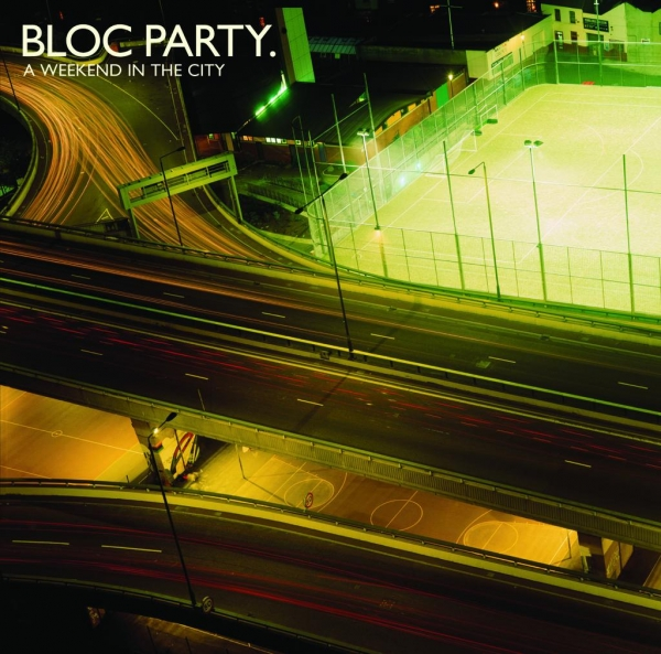 Bloc Party A Weekend in the City cover art