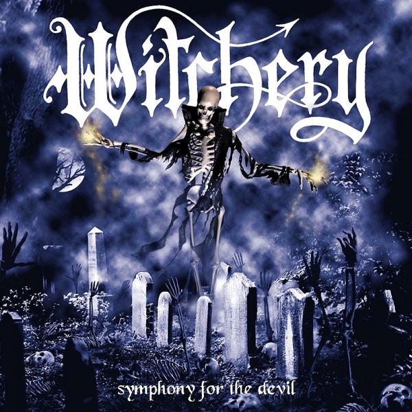 Witchery Symphony for the Devil cover art