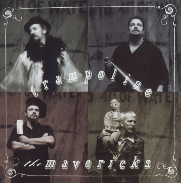 The Mavericks Trampoline cover art