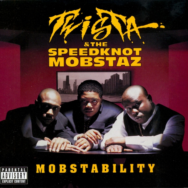 Twista & The Speedknot Mobstaz Mobstability Cover Art