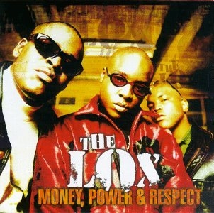 The LOX Money, Power & Respect cover art