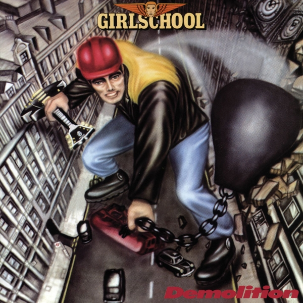 Girlschool Demolition cover art