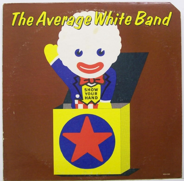 Average White Band Show Your Hand cover art