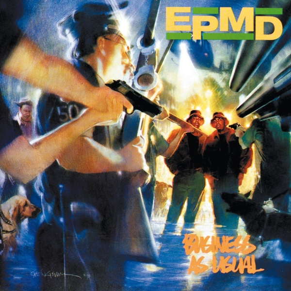 EPMD Business As Usual cover art