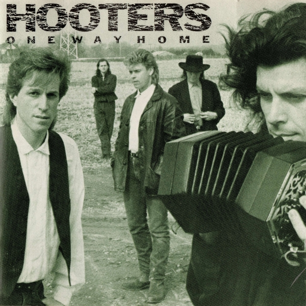 The Hooters One Way Home Cover Art