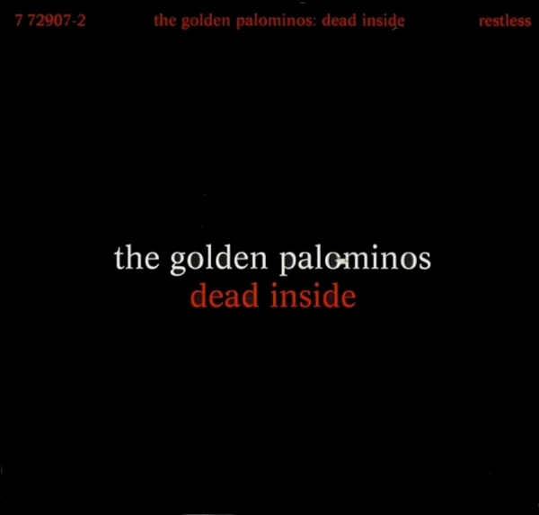 The Golden Palominos Dead Inside cover art
