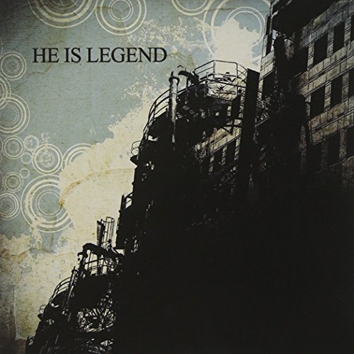 He Is Legend 91025 Cover Art