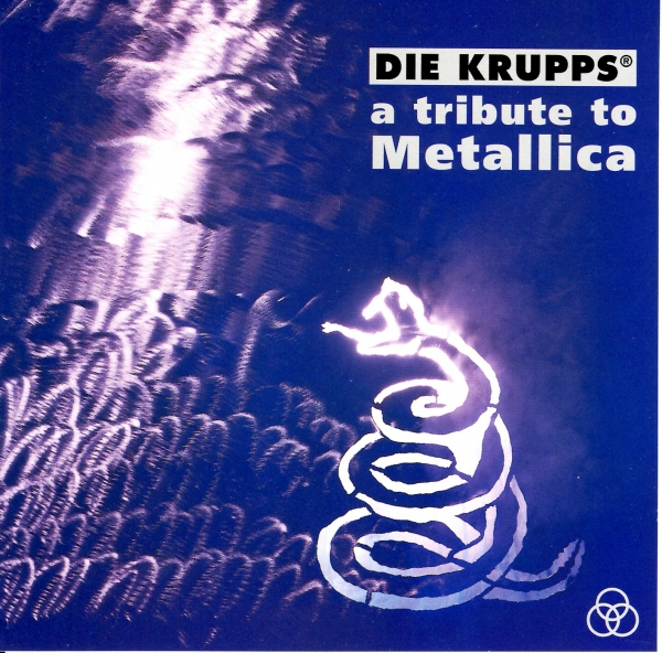 Die Krupps A Tribute to Metallica cover art