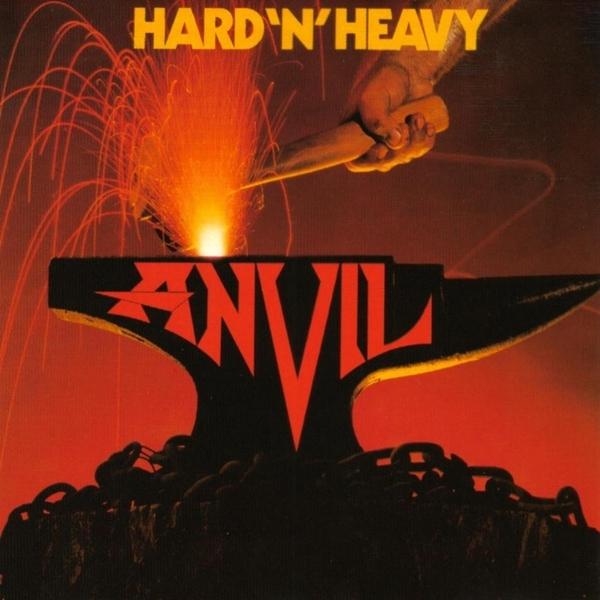 Anvil Hard 'n' Heavy cover art
