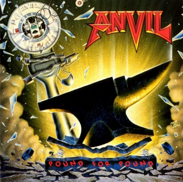 Anvil Pound for Pound cover art