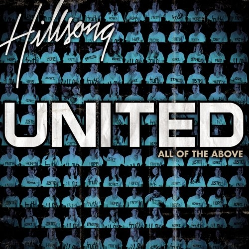 Hillsong United All of the Above cover art