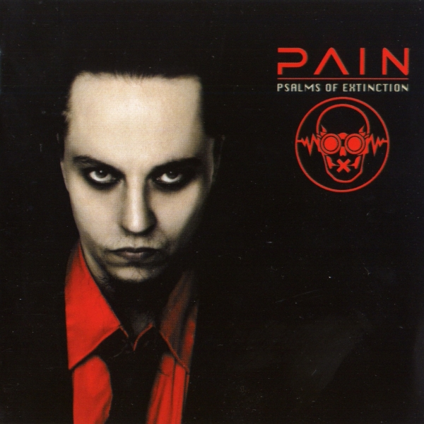 Pain Psalms of Extinction cover art