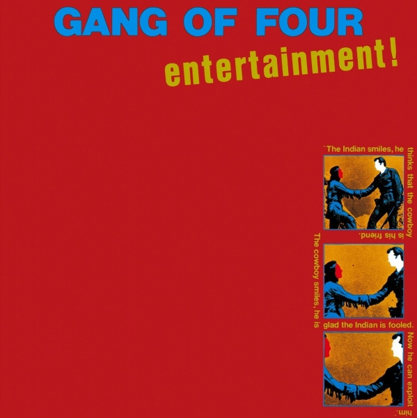 Gang Of Four  cover art