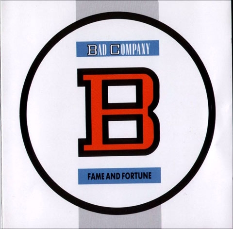 Bad Company Fame and Fortune cover art