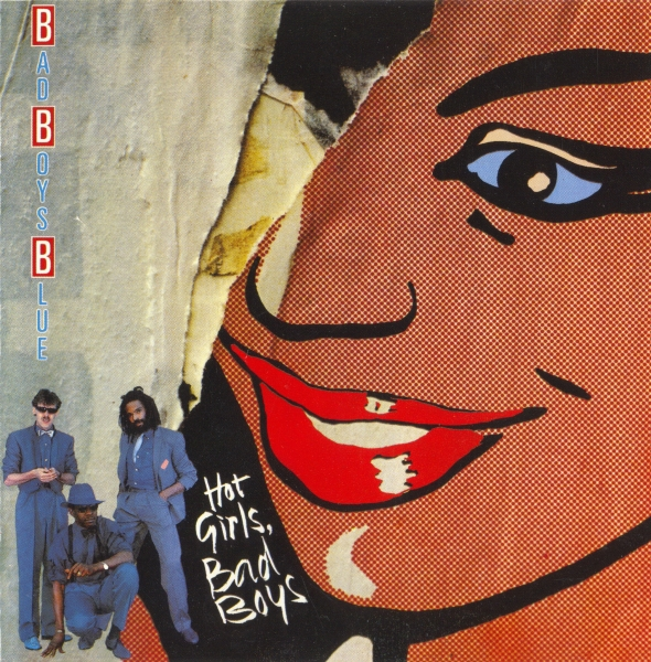 Bad Boys Blue Hot Girls, Bad Boys Cover Art