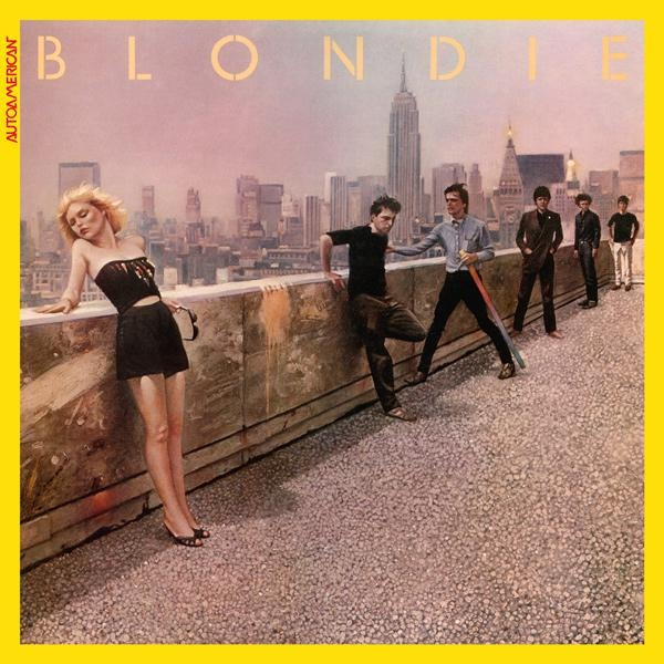 Blondie Autoamerican cover art